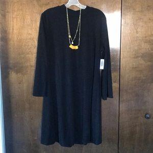 Sweater/Swing Dress